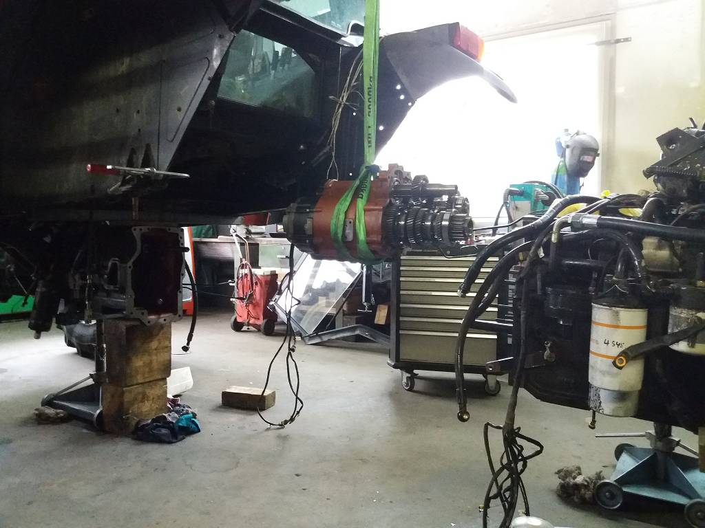 traktor-getriebe-zerlegen